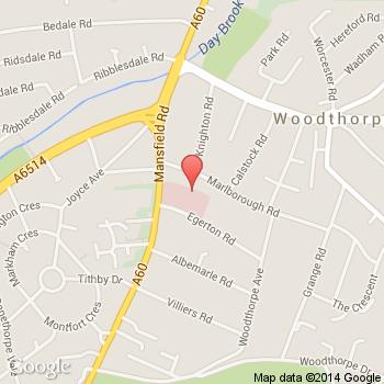 Nottingham Woodthorpe Hospital